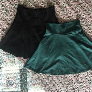 🍂Charlotte Russe & Rue21 | Bundle of Skirts
